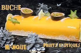 """Résultat de recherche d'images pour """"buche insert fruits"""""""