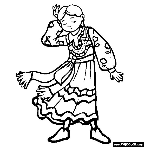 coloring pages russia - photo#36