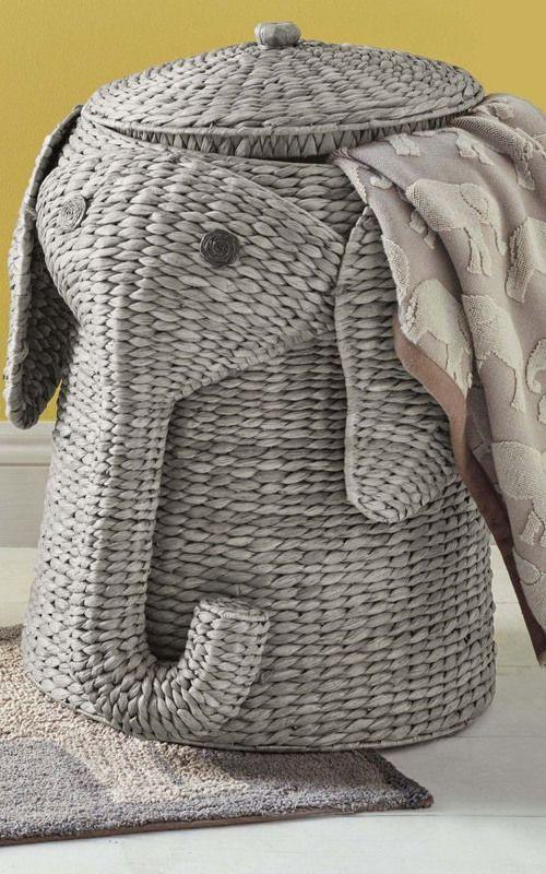 Next Elephant Laundry Basket Grey Laundry Basket Basket Elephant