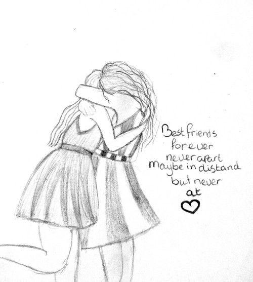 Beste Freunde Zeichnungen And Zeichnen On Pinterest