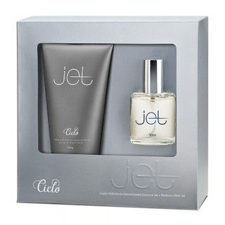 KIT JET (HIDRATANTE + DEO COLONIA 30ML)