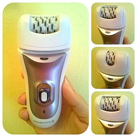 Review, Best Hair Removers 2013: Remington Smooth & Silky Epilator, Bikini Trimmer, Roll-On Hot Wax: Difference Between Waxing: Epilating Uni K Wax For Sensitive Skin