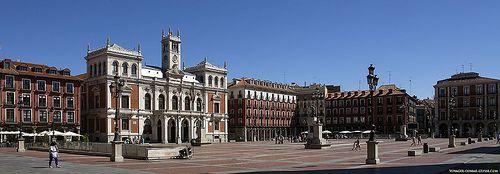Plaza Mayor y Casa Consistorial, Valladolid