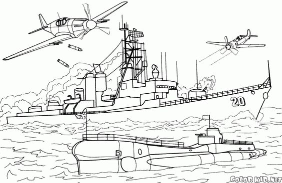 Coloring Page Sc 402 Submarine Earth Day Coloring Pages Coloring Pages Color