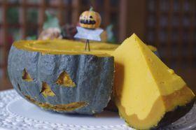 「【ハロウィン】. まるごとかぼかん」ままごと師   お菓子・パンのレシピや作り方【corecle*コレクル】