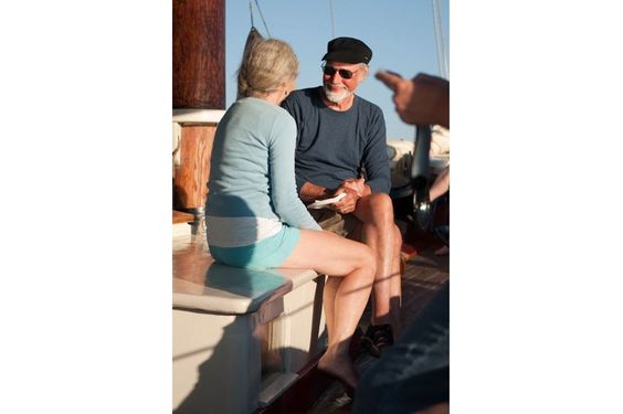 Windjamming is... a chance to reconnect. #ThisIsWindjamming  www.sailmainecoast.com