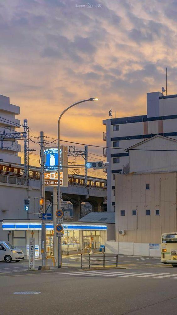 Pin Oleh 3xrl6 Di Khac Fotografi Perjalanan Pemandangan Anime Pemandangan
