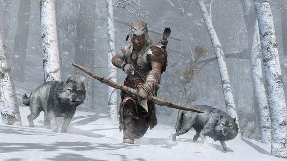 Assassin's Creed III: Tyranny of King Washington screens ...