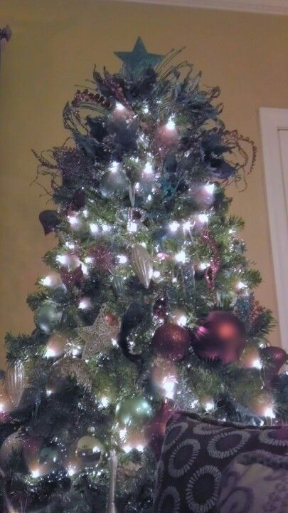 The Rodríguez Family Christmas Tree!