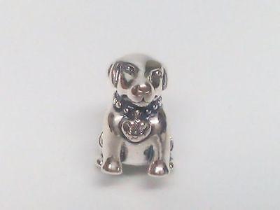 Genuine Pandora sterling silver pandora dog charm 791379CZ https://t.co/j59yVBYgKv https://t.co/vdQwB58m1d