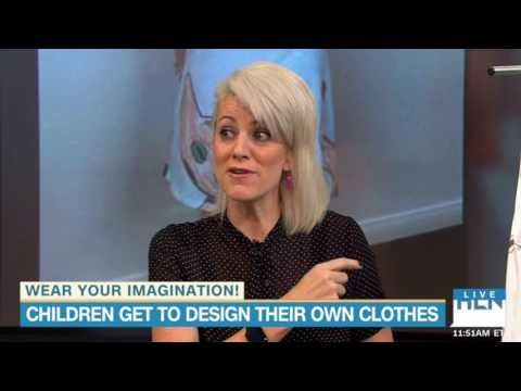 Picture This Clothing on CNNgo with Michaela Pereira - YouTube #picturethis #picturethisclothing