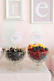 Liebesbotschaft: Ice cream party