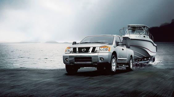 Nissan Titan, Truck, Pickup, Titan