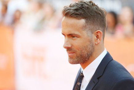 ryan reynolds hairstyle : and more interview ryan reynolds daughters photos of hairstyles ryan o ...