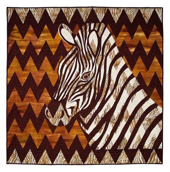 Zig Zag Zebra color option