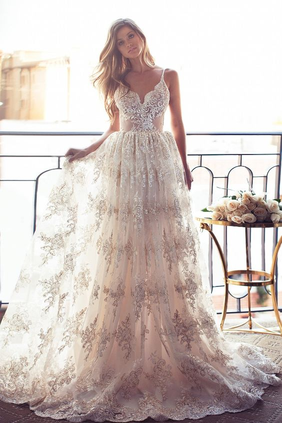 Stunning and Sexy Lurelly Bridal Collection 2016