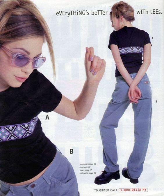 A Delia's Model On The Fall Of Delia's - MTV