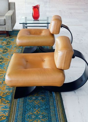 Easy Chairs | Oscar Niemeyer | Mid Century Modern