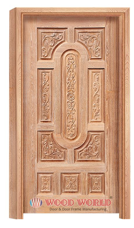 Doors wooden doors and frames on pinterest for Wood door manufacturers
