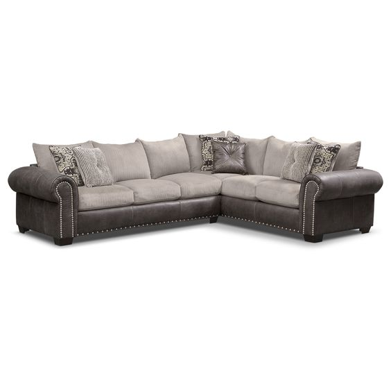 Lovely American Signature Furniture Sectionals #6: Sonoma 2 Pc. Sleeper Sectional | American Signature Furniture