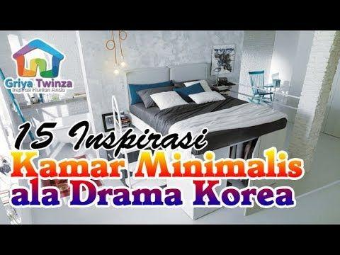 15 Inspirasi Desain Kamar Minimalis Ala Drama Korea Home Decor