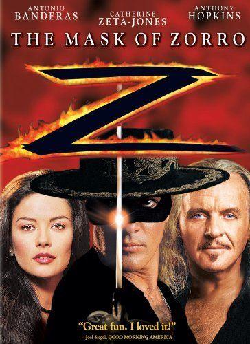Amazon.com: The Mask Of Zorro: Antonio Banderas, Anthony Hopkins, Catherine Zeta-Jones, Stuart Wilson: Amazon Instant Video