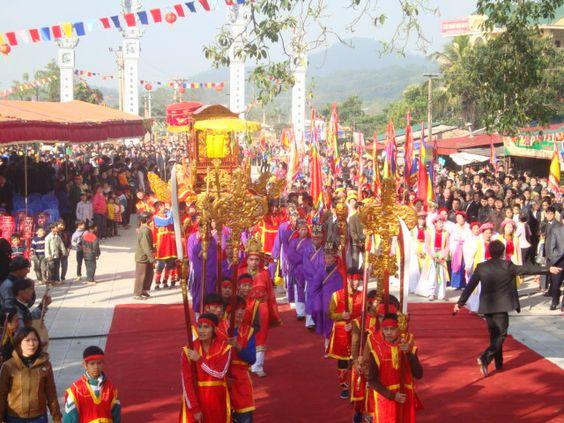 Lễ hội Tây Thiên - Lễ hội tháng 2 Âm lịch