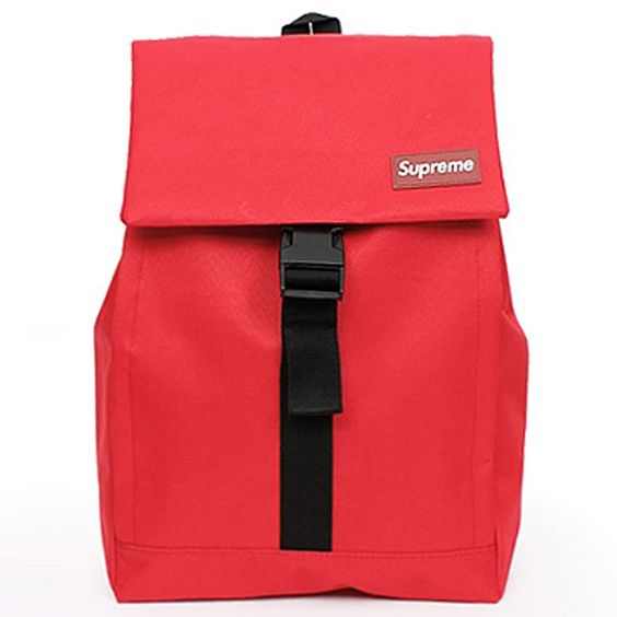 Supreme classic backpack - I am so ridiculously obsessed with backpacks for the kids.