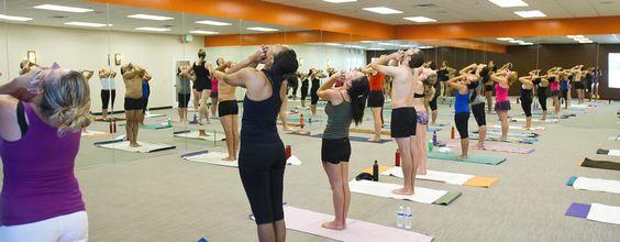 Bikram Yoga Natomas - Sacramento. Love it here