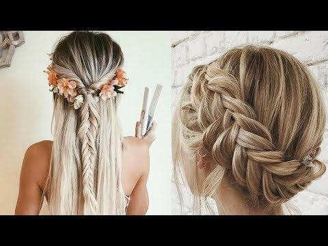Best Hairstyles For Girls Hairstyle Video Tutorial Youtube Hair Styles Cool Hairstyles For Girls Hair Videos