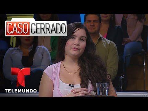 De Niño A Papá Caso Cerrado Telemundo Youtube Caso Cerrado Cerrado Por Telemundo Caso Cerrado