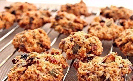 низкокалорийные рецепты печенье с калорийностью