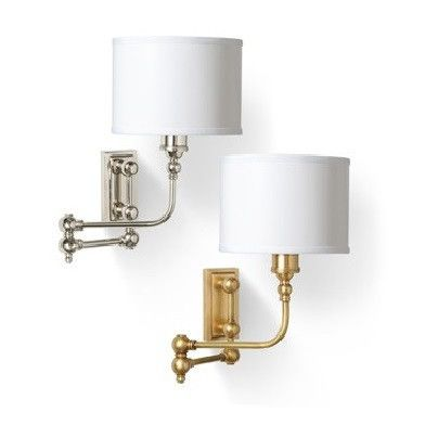 Barbara Cosgrove The Collection Sconce with Swing Arm