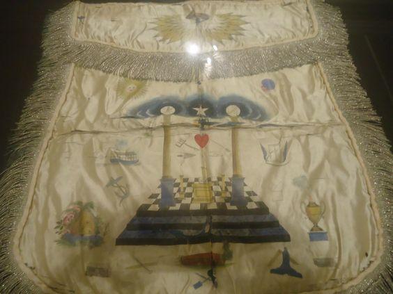 Simbolismo Maçónico em Lisboa - O Museu, Palácio, Azulejos da Trindade - Lisboa.