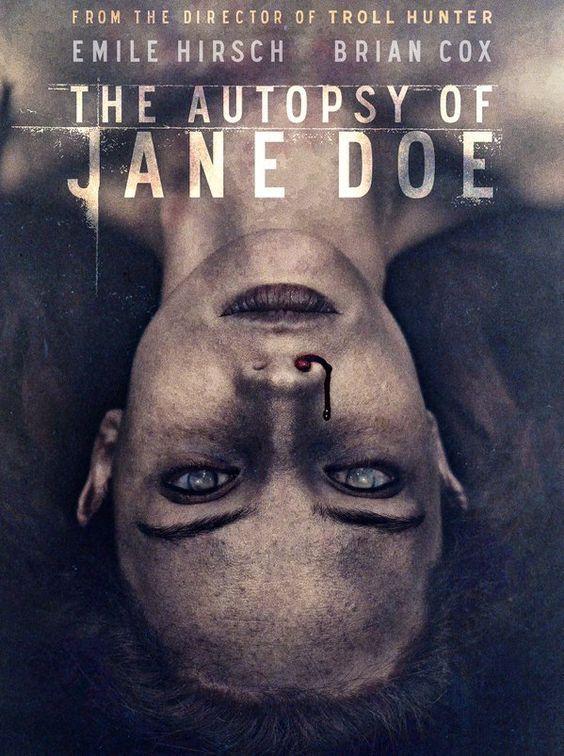 The Autopsy of Jane Doe - Upcoming Horror Movie: The Autopsy of Jane Doe (2016) is directed by Andre Ovredal (Trollhunter… #Movie #Horror: