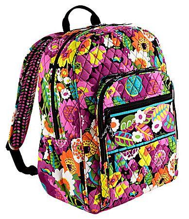 Vera Bradley Backpacks And Dillards On Pinterest