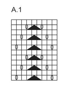 """Abbraccio Rosa - Set DROPS consistente en: Gorro y cuello, de punto, con patrón de calados en """"Eskimo"""". - Free pattern by DROPS Design"""
