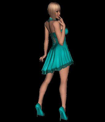 Fantasimagenss: Gifs chicas Bailando