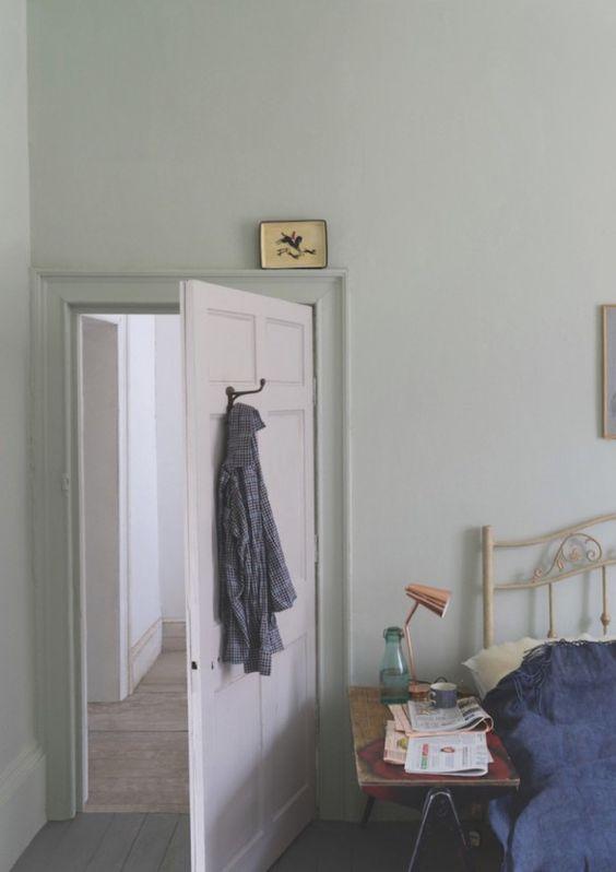 Nouvelles couleurs Farrow & Ball 2016 - Pour la chambre:  Cromarty n°285