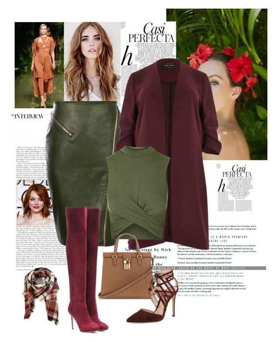 """""""Untitled #37"""" by ladyshouq on Polyvore featuring Balmain, Whiteley, River Island, Topshop, Dolce&Gabbana, Jimmy Choo and Gianvito Rossi"""