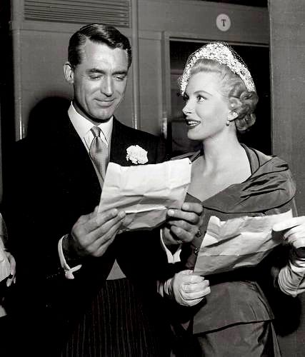 Cary Grant and Deborah Kerr: