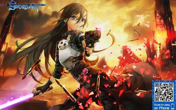 Sword Art Game