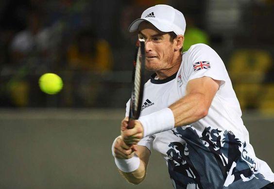 Andy Murray gewinnt in einem grossartigen Spiel gegen Juan Martin Del Potro 7:5, 4:6, 6:2 und 7:5 !!