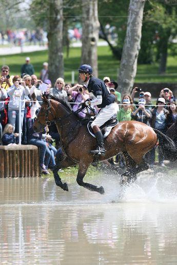 Musto equestrian ambassador William Fox-Pitt won this weekend's Rolex Kentucky 3 Day Horse Trials on Parkhawk Lane.