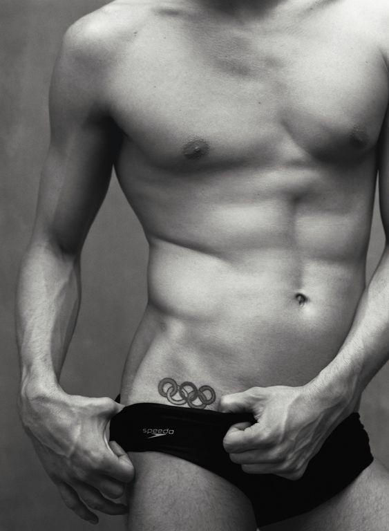 Michael Phelps inspiración Olímpica