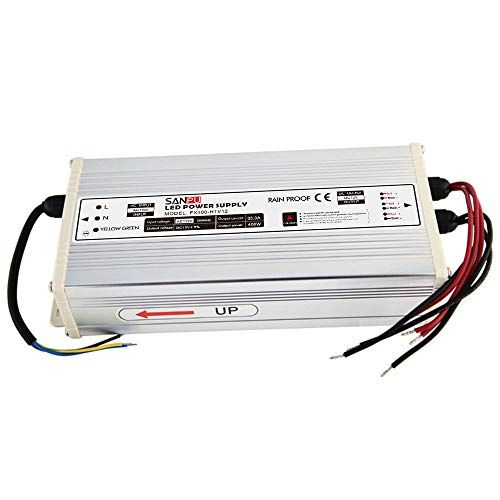 Ul Listed 60 Watt Dimmable Led Driver 12v Ip67 Waterproof Power Supply 120v To 12vdc 5a Transformer Work With Wal Dimmable Led Led Drivers Led Strip Lighting