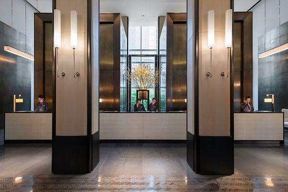 Mandarin Oriental Chi Mandarin Interior Hotel Resorts Hotel Interior