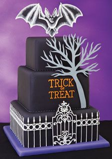 How to Achieve Vibrant Halloween Colors on your Fondant Treats