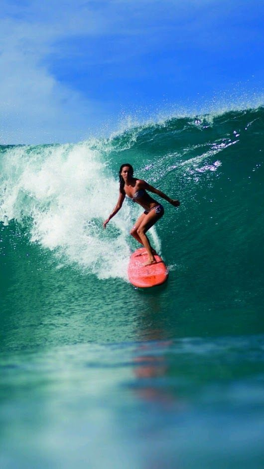 100 Famous Surfing Girls To Inspire You With Images Surfing