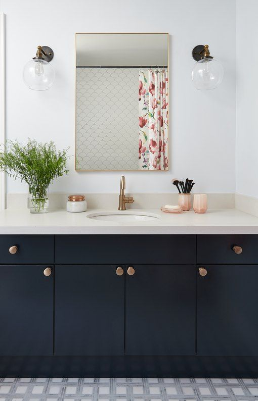 8 Black Bathroom Cabinet Ideas That You Ll Want To Copy Now